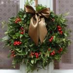 veniec na vianoce